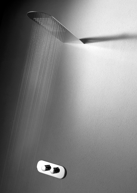 Adhesif Cuisine Porte : Ciel de douche Gessi Tremillimetri