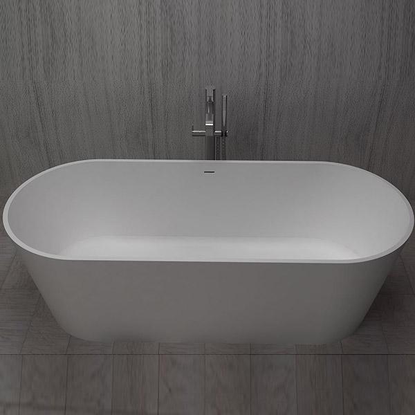 baignoire design stone bs s07 170x70x56cm. Black Bedroom Furniture Sets. Home Design Ideas