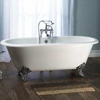 baignoire ancienne sur pied - Baignoire Sur Pieds