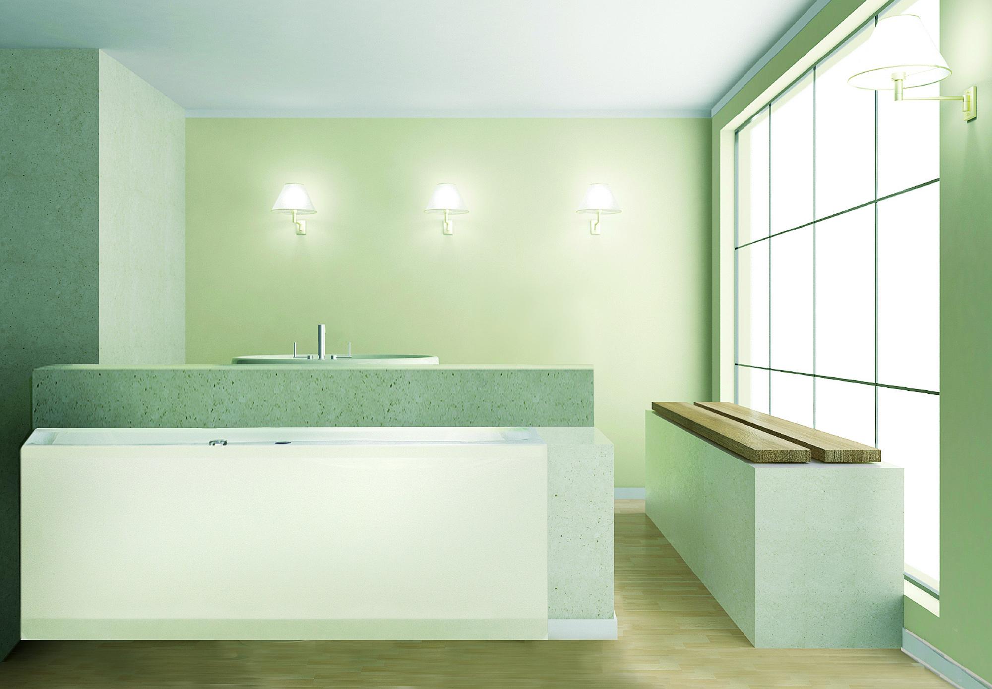 baignoire baln o rectangulaire kendo rexus 190x90. Black Bedroom Furniture Sets. Home Design Ideas