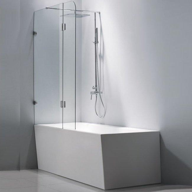 Combine baignoire douche meilleures images d 39 inspiration for Baignoire balneo 130x130