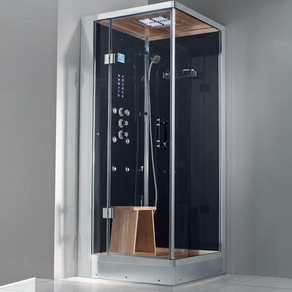 Douche hammam brazil aquabains - Cabine de douche pas cher 80x80 ...
