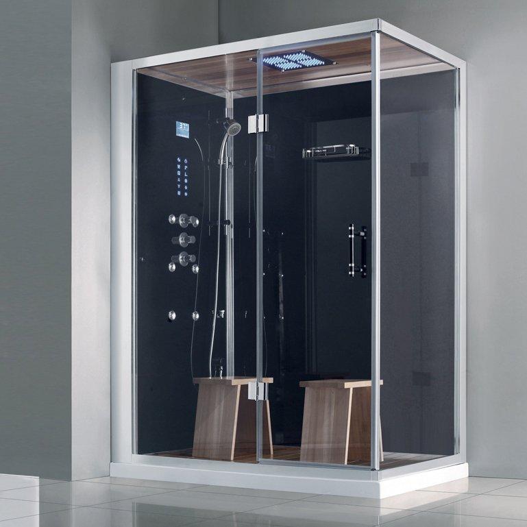 douche hammam miami ii aquabains. Black Bedroom Furniture Sets. Home Design Ideas