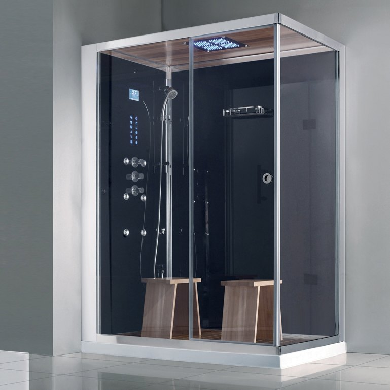 douche hammam miami ii aquabains. Black Bedroom Furniture Sets. Home Design Ideas