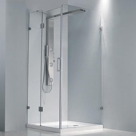 douche compl te parois receveur et colonne air 2 aquabains. Black Bedroom Furniture Sets. Home Design Ideas
