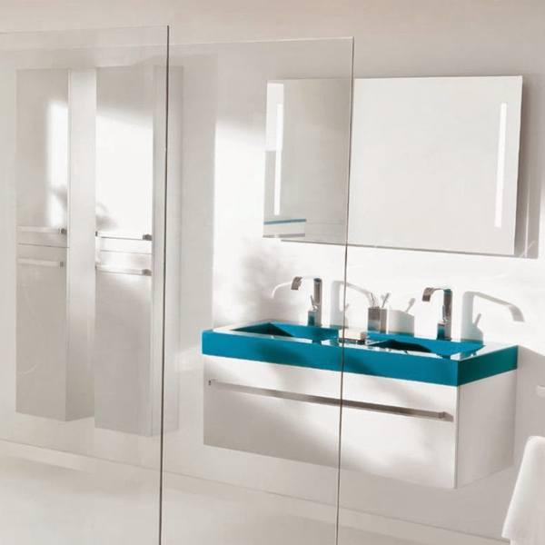 meuble salle de bain quadra With meuble quadra plus