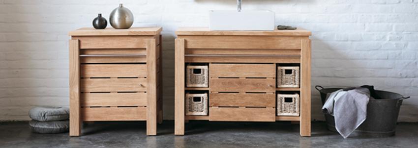 line art cre produit et distribue des collections de meubles en bois massif gammes essentiellement de meubles de salle de bain - Meuble Salle De Bain Bois Massif