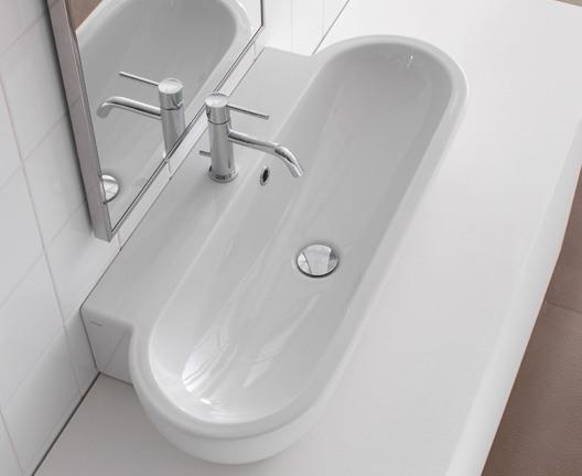 lavabo poser globo bowl. Black Bedroom Furniture Sets. Home Design Ideas