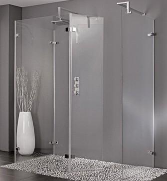 Kinedo paroi douche fixe kinespace - Paroi de douche fixe pas cher ...
