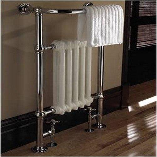 Radiateur retro 8 bar imperial for Radiateur de salle de bain