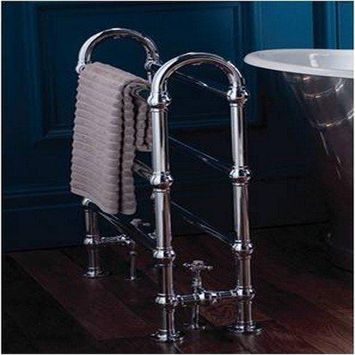 Seche serviette retro et vintage imperial - Seche serviette design salle de bain ...