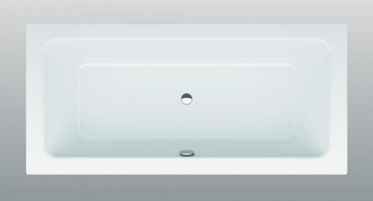baignoire rectangulaire 170x75cm betteone 3312 bette. Black Bedroom Furniture Sets. Home Design Ideas