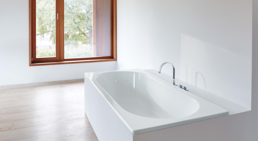 baignoire rectangulaire 150x80cm bettestarlet 1210 bette. Black Bedroom Furniture Sets. Home Design Ideas