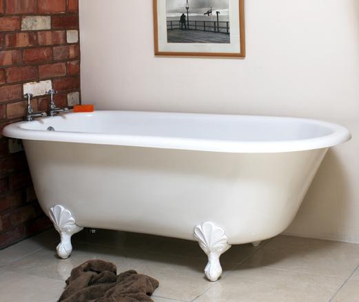 baignoire sur pied pas cher maison design. Black Bedroom Furniture Sets. Home Design Ideas
