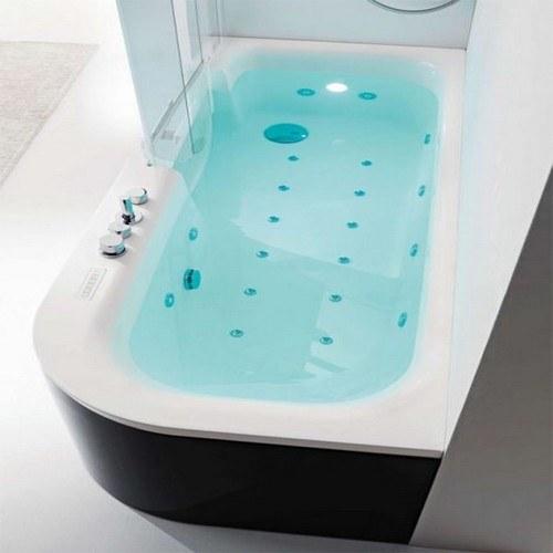 baignoire porte airpool avec chassis 180x78x83cm. Black Bedroom Furniture Sets. Home Design Ideas