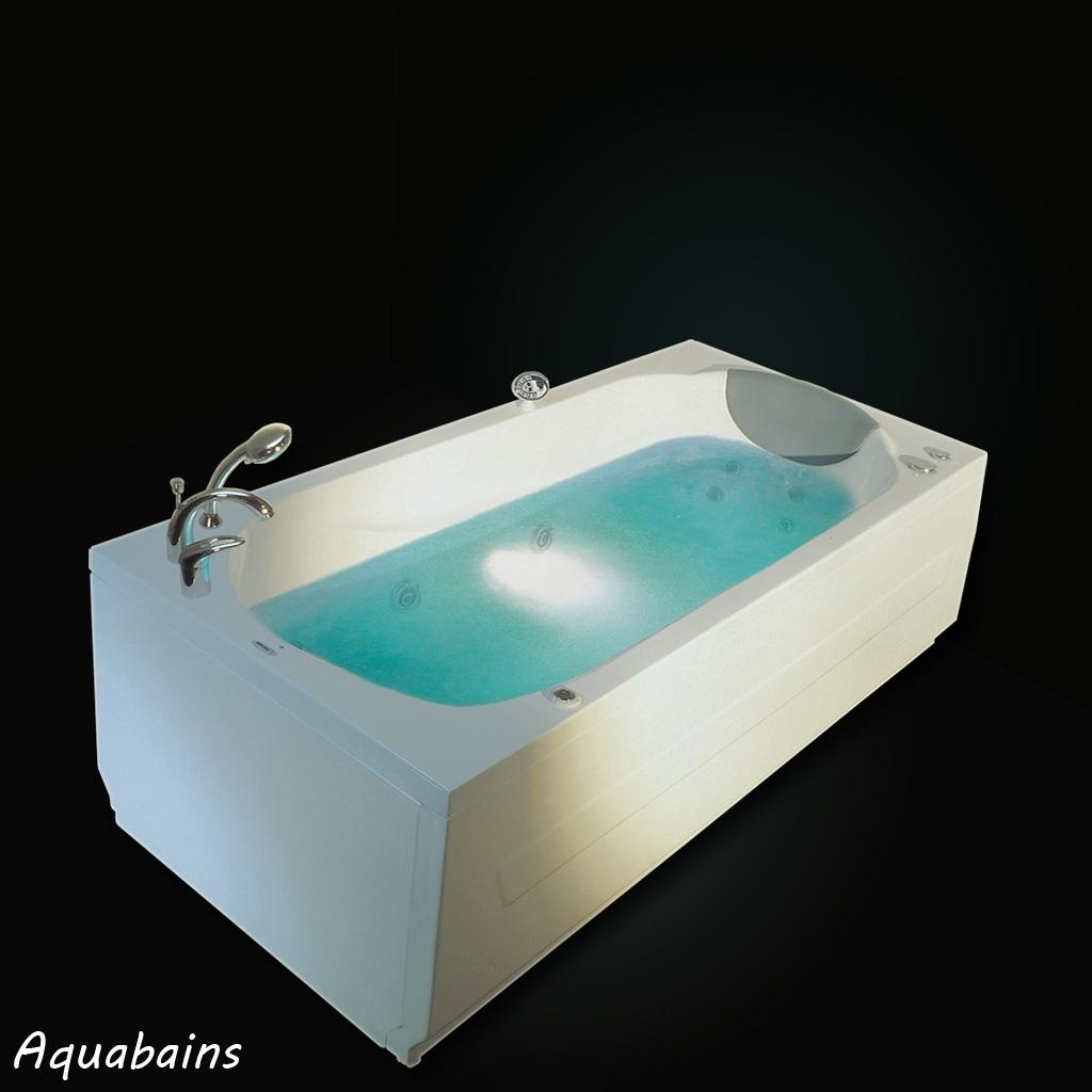 baignoire baln o rectangulaire corsica victory spa. Black Bedroom Furniture Sets. Home Design Ideas