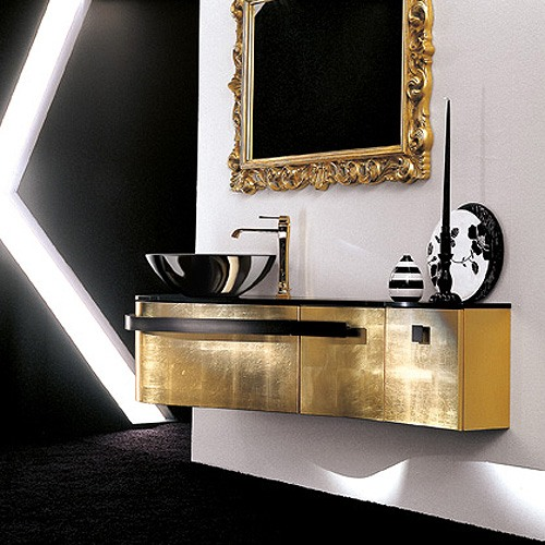 meuble de salle de bain birex bluform versa dor 156 x 36. Black Bedroom Furniture Sets. Home Design Ideas