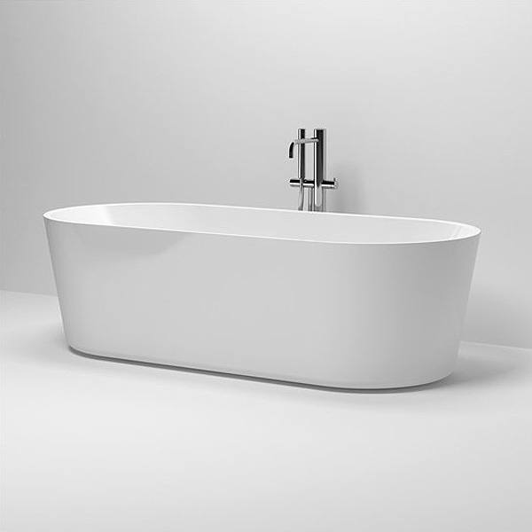 baignoire ovale design inbe big clou. Black Bedroom Furniture Sets. Home Design Ideas