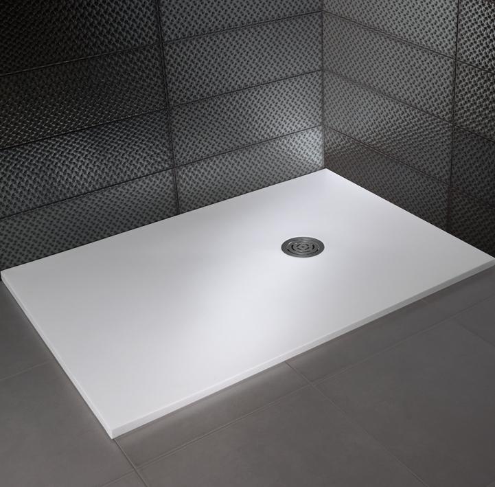 receveur de douche paris rectangle. Black Bedroom Furniture Sets. Home Design Ideas