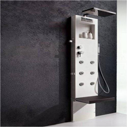 colonne de douche cascade pas cher. Black Bedroom Furniture Sets. Home Design Ideas