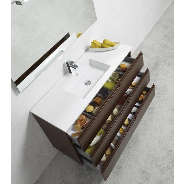 Meuble salle de bain un tiroir my blog for Tiroir meuble salle de bain