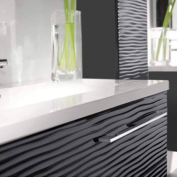 meuble salle de bain dune 120 3 tiroirs et 1 vasque valenzuela. Black Bedroom Furniture Sets. Home Design Ideas