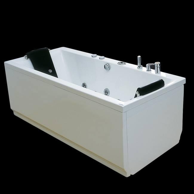 baignoire balneo rectangulaire victory spa delphinus nvs1 190 90cm. Black Bedroom Furniture Sets. Home Design Ideas
