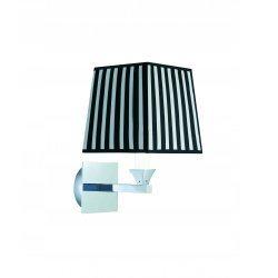 luminaire salle de bain applique murale astoria avec abat jour en tissu. Black Bedroom Furniture Sets. Home Design Ideas