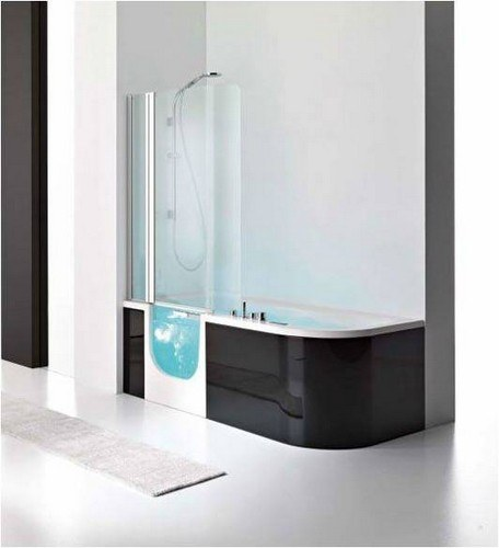baignoire porte airpool porte 180x78x83cm. Black Bedroom Furniture Sets. Home Design Ideas