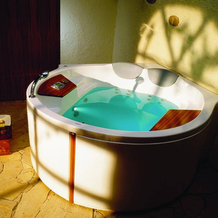 baignoire balneo victory spa baignoire ronde 2. Black Bedroom Furniture Sets. Home Design Ideas