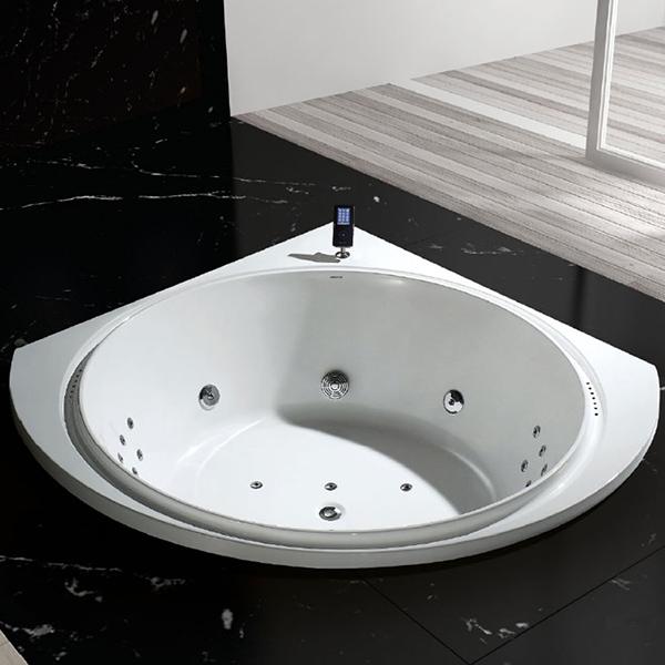 balneo d angle baignoire balneo duangle places romanticas. Black Bedroom Furniture Sets. Home Design Ideas