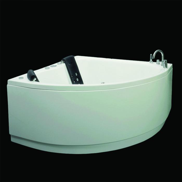 baignoire balneo victory spa baignoire d 39 angle 2 places andromeda nvs1. Black Bedroom Furniture Sets. Home Design Ideas