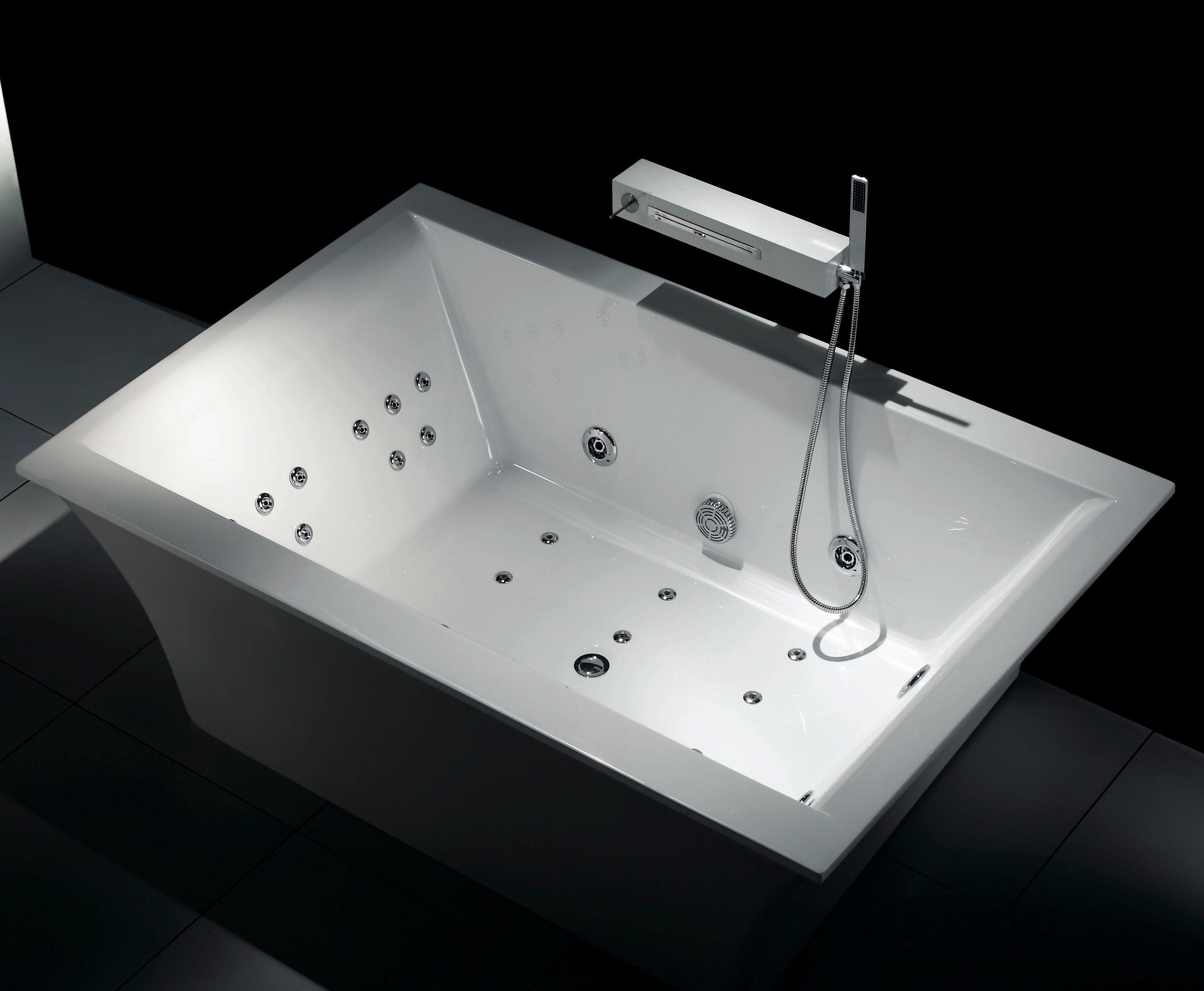 baignoire 2 places rectangulaire 28 images baignoire. Black Bedroom Furniture Sets. Home Design Ideas