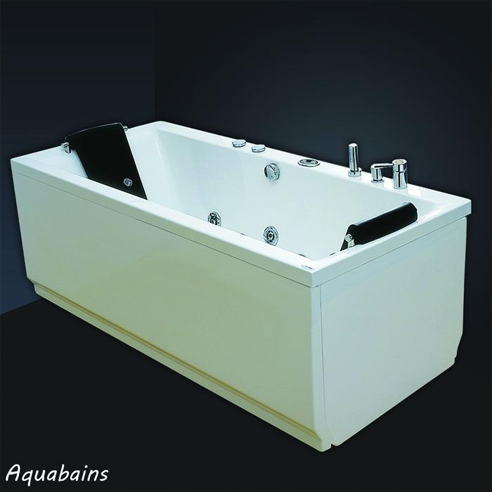 baignoire balneo victory spa baignoire rectangulaire delphinus nvs1. Black Bedroom Furniture Sets. Home Design Ideas
