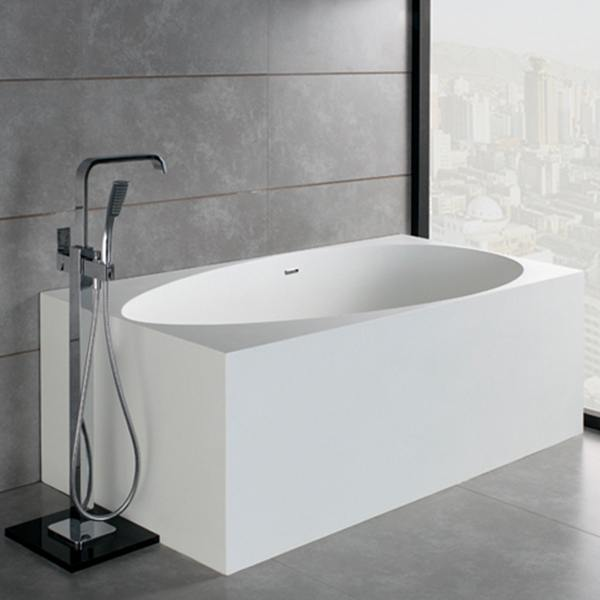 baignoire design stone 170x80x57cm. Black Bedroom Furniture Sets. Home Design Ideas