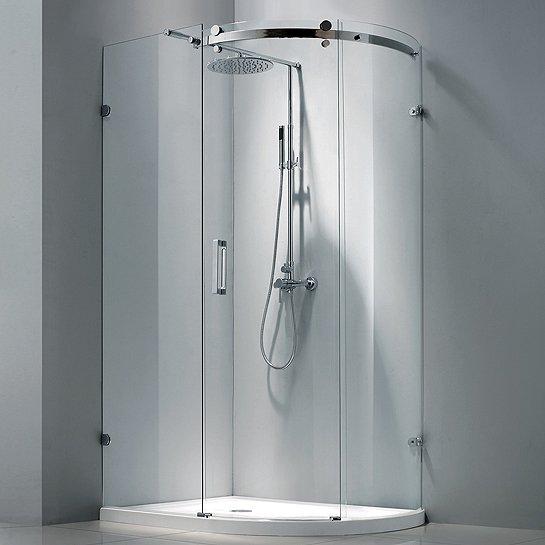 douche compl te parois receveur et colonne rod 1 aquabains. Black Bedroom Furniture Sets. Home Design Ideas