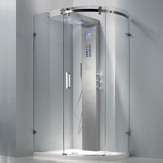 douche compl te parois receveur et colonne rod 5. Black Bedroom Furniture Sets. Home Design Ideas