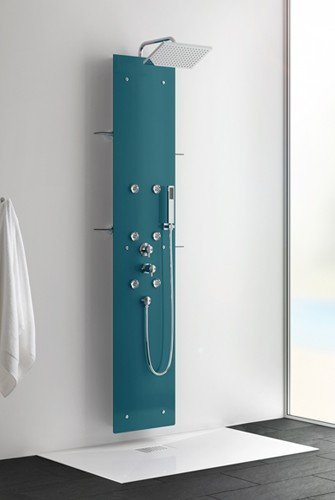 Colonne aquaglass - Colonnes de douches hydromassantes ...