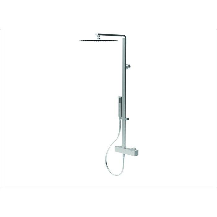 Colonne de douche mitigeur thermostatique cartouche - Cartouche thermostatique pour colonne de douche ...