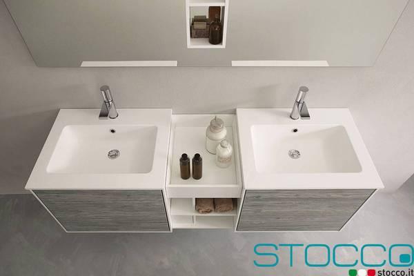 meuble salle de bain stocco