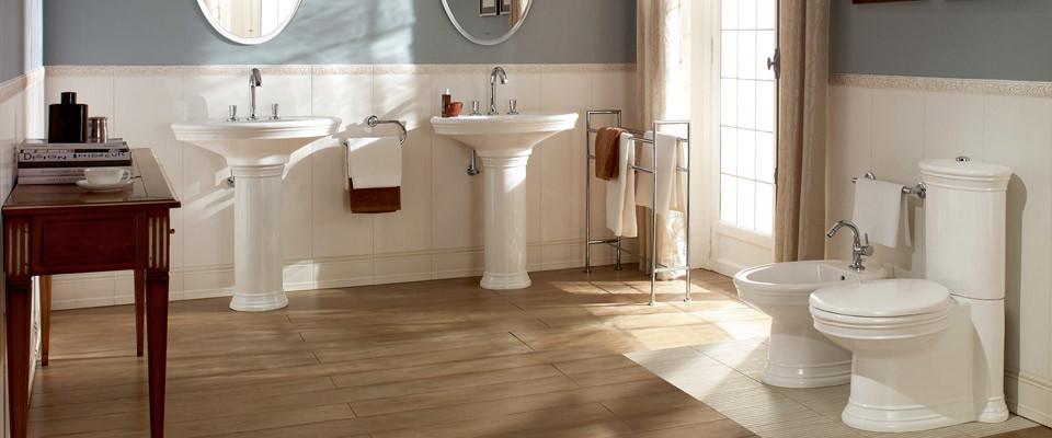Villeroy boch l 39 art de la salle de bain - Carrelage villeroy et boch salle de bain ...
