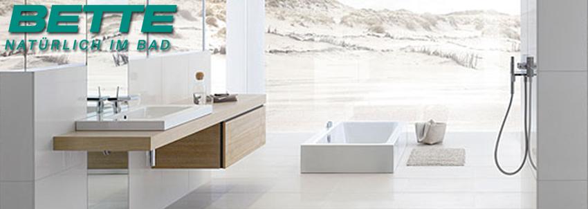 Bette - Une marque qui peut donner un plus à votre salle de bain