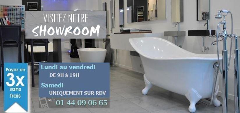 Baignoire balnéo | Aquabains - Boutique de salle de bain paris 17