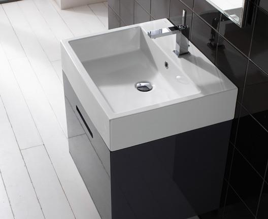 lavabo classic poser 80 x 50. Black Bedroom Furniture Sets. Home Design Ideas
