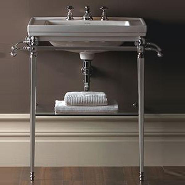 grand lavabo poser imperial astoria deco basin stands. Black Bedroom Furniture Sets. Home Design Ideas