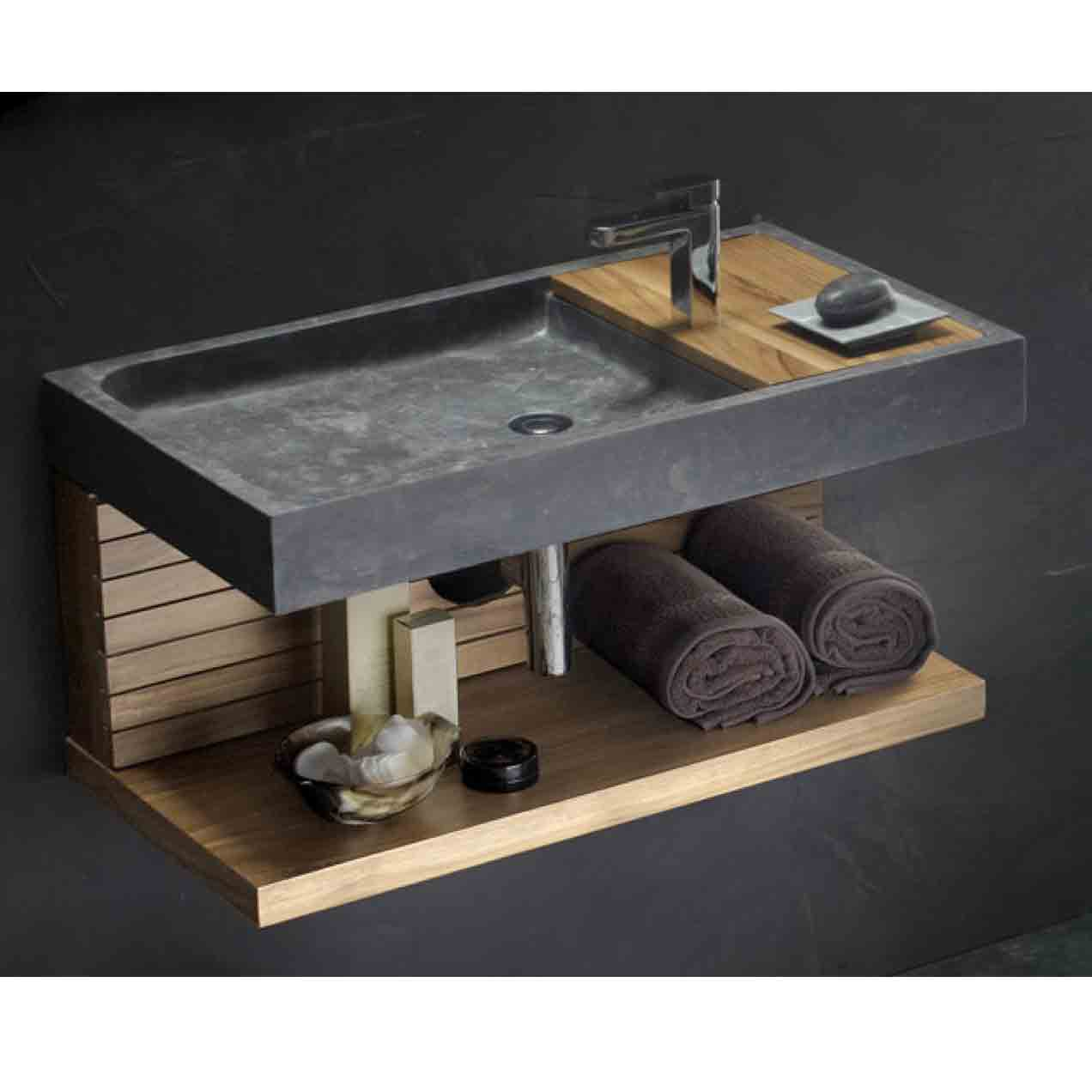 Dimension Meuble Evier : Evier salle de bain dimension meuble sous of