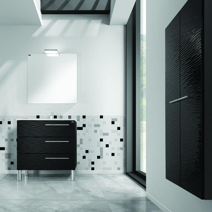 ensemble de meuble de salle de bain dune 3 70cm valenzuela. Black Bedroom Furniture Sets. Home Design Ideas
