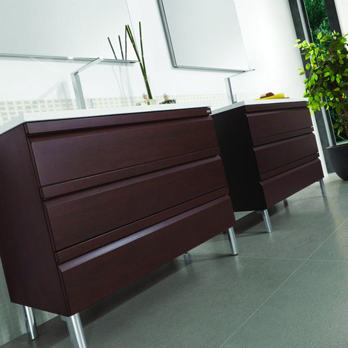 ensemble de meuble salle de bain solco 3 120cm trois tiroirs vasque valenzuela. Black Bedroom Furniture Sets. Home Design Ideas