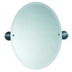 Accessoire salle de bain miroir mural oxford richmond imperial - Miroir pivotant salle de bain ...