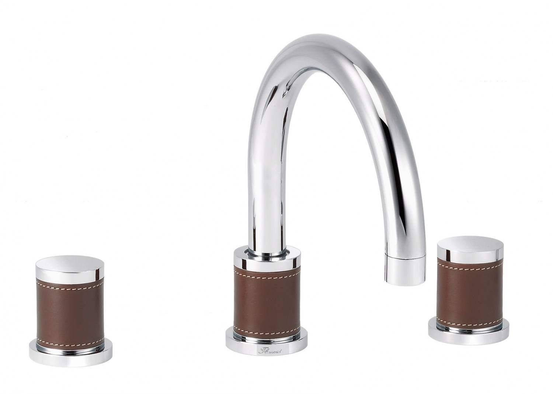 mitigeur 3 trous flamant rvb batterie de lavabo flaman baignoire baln o aquabains boutique. Black Bedroom Furniture Sets. Home Design Ideas